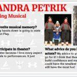 Senior Spotlight – Alixandra Petrik