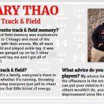 Senior Spotlight – Gary Thao