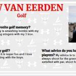 Senior Spotlight – Drew Van Eerden