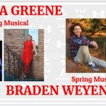 Senior Spotlight – Greene/Weyenberg