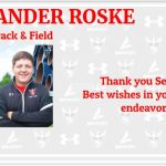 Senior Spotlight – Alex Roske