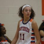 Girls Basketball Places Three Athletes on All Region Team