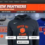 Parkview Athletics Sideline Spirit Wear Available Online