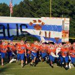 Boys Varsity Football beats Mountain View 42 – 6