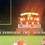 Boys Junior Varsity Football beats Grayson 40 – 34