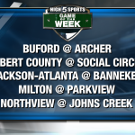 Vote Now for Game of the Week
