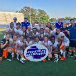 Girls Junior Varsity Soccer beats Alpharetta 2 – 1