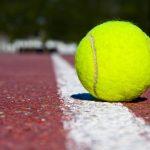 Boys Varsity Tennis beats Saint Pius X Catholic 3 – 2
