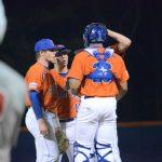 Boys Varsity Baseball beats Denham Springs 10 – 2