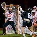 Boys Varsity Lacrosse falls to Catholic 13 – 12
