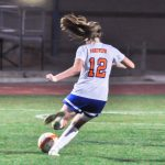 Girls Varsity Soccer beats Brookwood 2 – 1