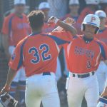 Boys Varsity Baseball beats Brookwood 10 – 9