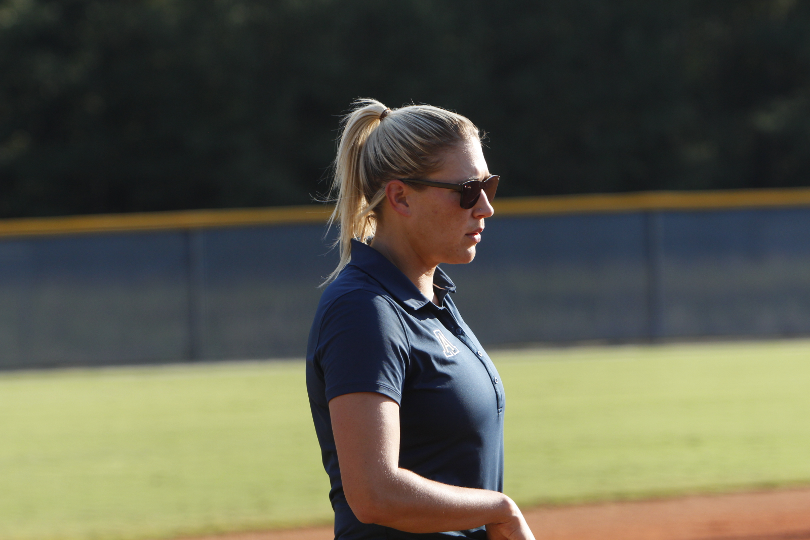 Jessica Sinclair:  New Head Softball Coach