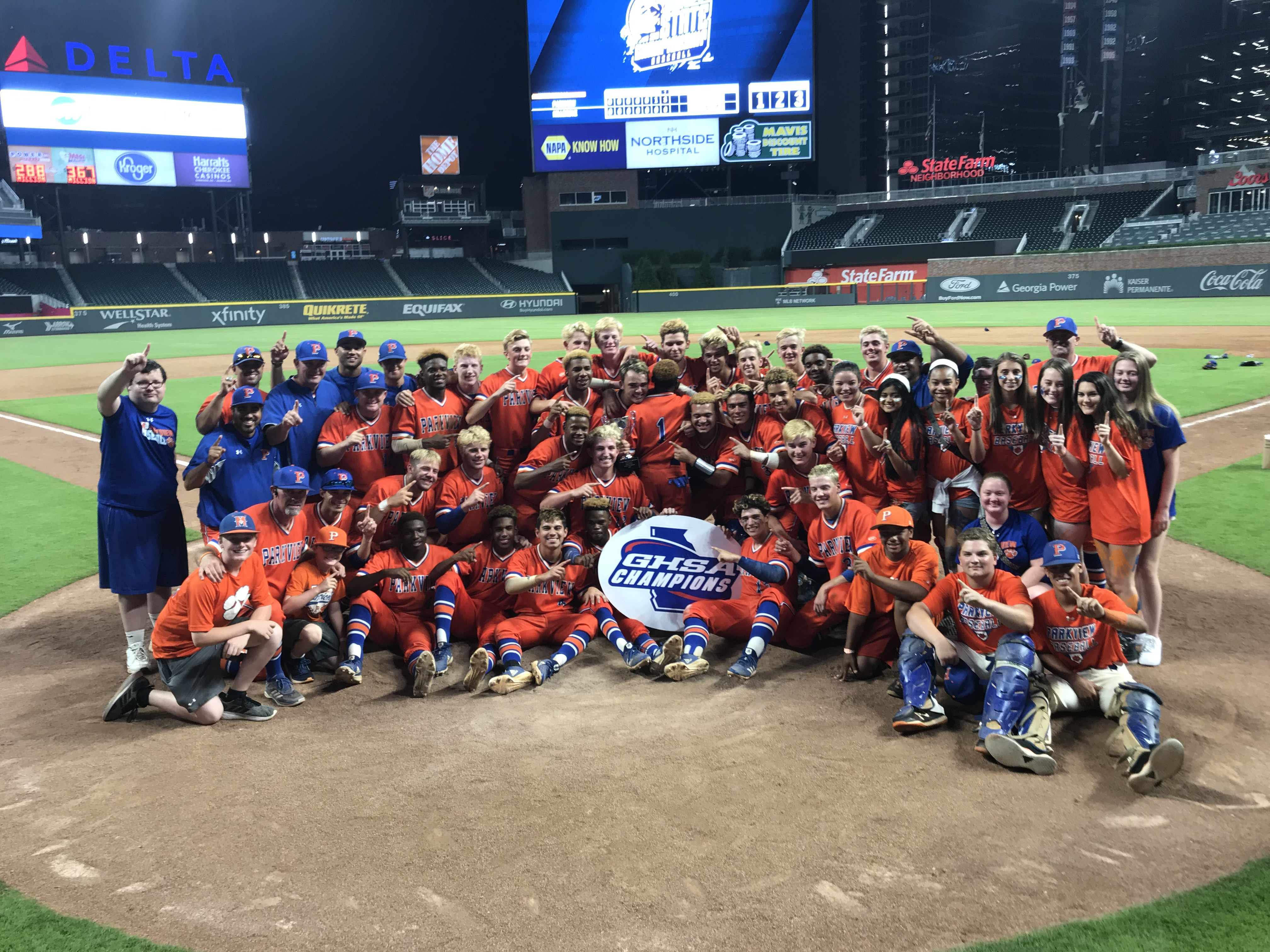 Parkview Ranked Top Sports High School in Georgia