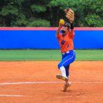 Girls Varsity Softball falls to Wesleyan 4 – 0