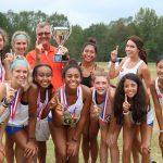 Girls XC Wins County Championship, Boys Finish 2nd Overall
