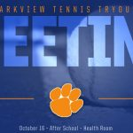 Tennis Tryout Meeting