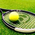 Girls Varsity Tennis beats Lanier 3 – 2