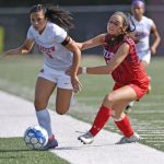 Girls Varsity Soccer falls to Harrison 4 – 2