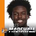 Alumni of the Day – Miles Marshall '18