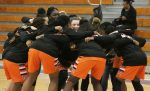 Lady Panther Basketball Conditioning
