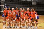 Girls Varsity Volleyball beats Grayson 3 – 0