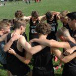 Fenton High School Boys Varsity Cross Country finishes 1st place