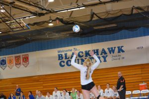 Varsity Volleyball vs Linden – District Semifinals