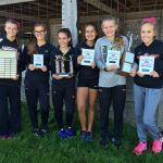 Varsity Girls XC Wins Greater Flint Champs