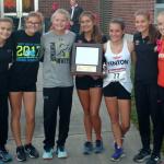 Varsity Girls XC Wins Metro Championship