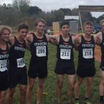 Boys Varsity XC books trip to D1 State Meet