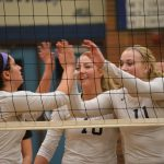 2017 Volleyball MHSAA Tournament Photo's