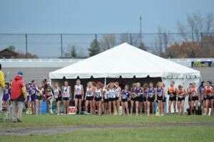 Photo from MHSAA Cross Country State Finals