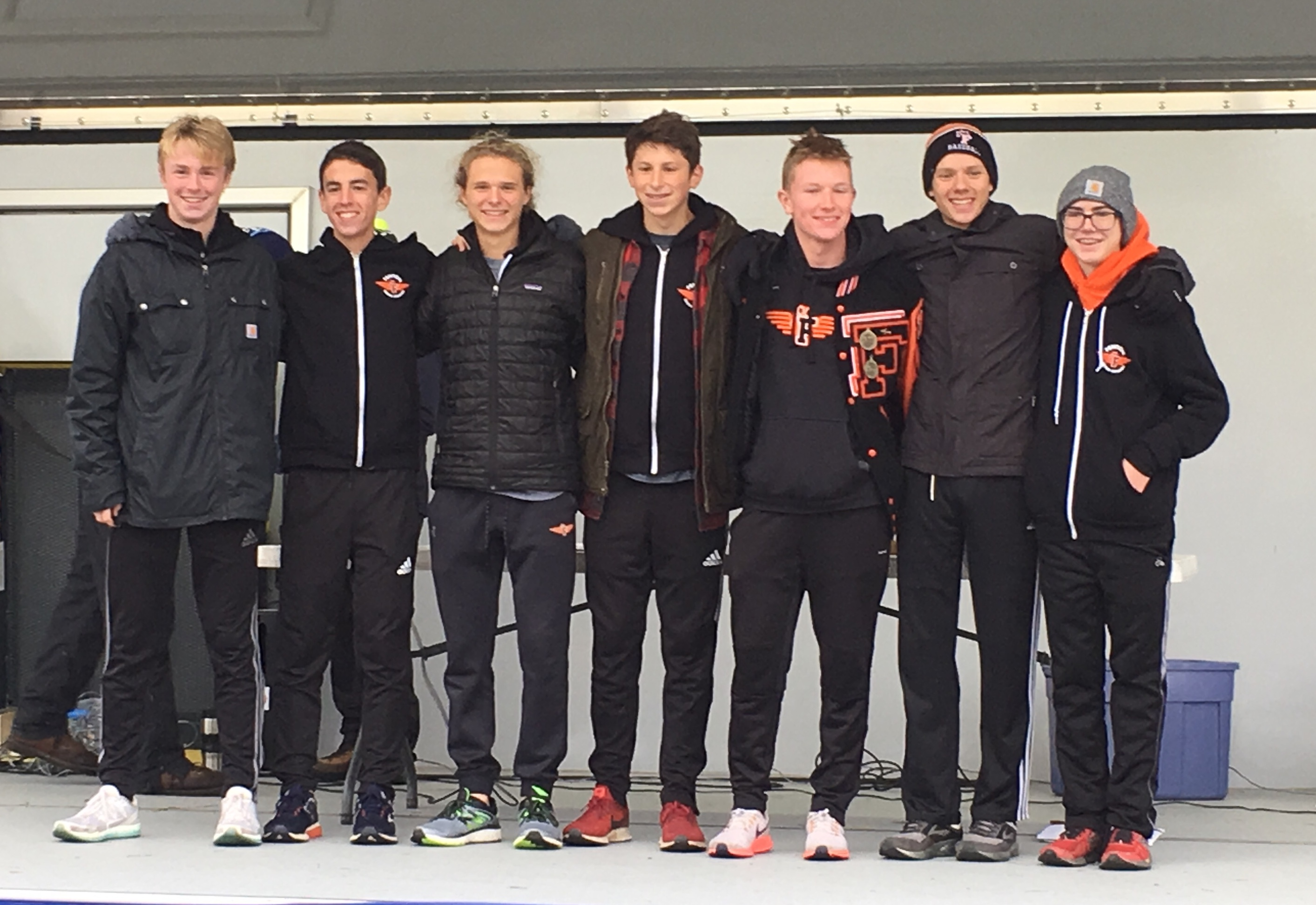 Boys XC Earns Second Straight Trip to State Finals