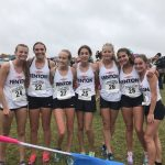 Girls XC Wins Fenton's First-Ever Regional Championship