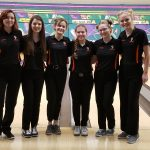 Girls Varsity Bowlers Compete at Region 9 Singles Tournament