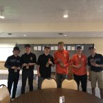 Boys Varsity Golf finishes in First place at Holt Rams Invite