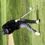 Boys Varsity Golf beats Flushing 165 – 188