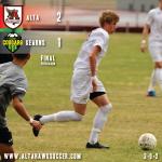 Boys Varsity Soccer beats Kearns 2 – 1