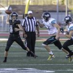 Alta Varsity Football Handles Farmington