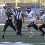 Alta Varsity Football Handles Farmington