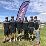 Hawks compete in the 5A State Golf Tournament at Glen Eagle GC