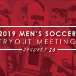 2019 Men's Soccer Tryout Meeting