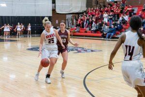 Girls Basketball vs. Jordan