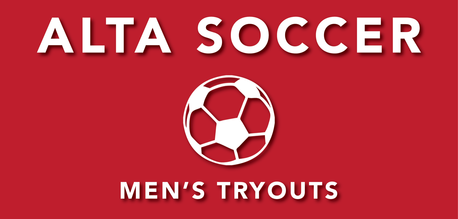 Men's Soccer Conditioning & Tryouts