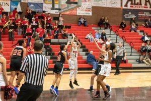 Girls Basketball vs. Timpview