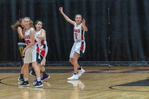 Sophomore Girls Basketball vs Cottonwood