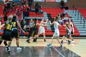 JV Girls Basketball vs Cottonwood