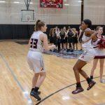 Girls Varsity Basketball vs CC - Senior Night