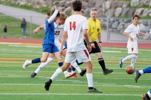 2019 Men's Varsity Soccer at Timpview